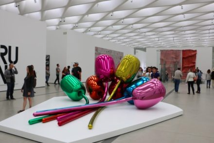 The Broad Jeff Koons