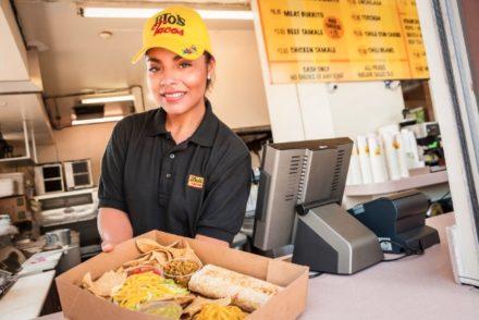 Tito's Tacos Promo