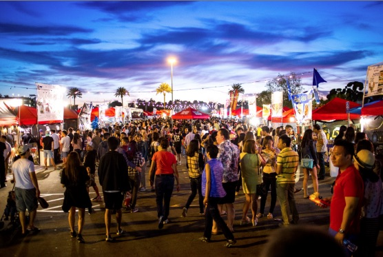 626 Night Market At Santa Anita Park