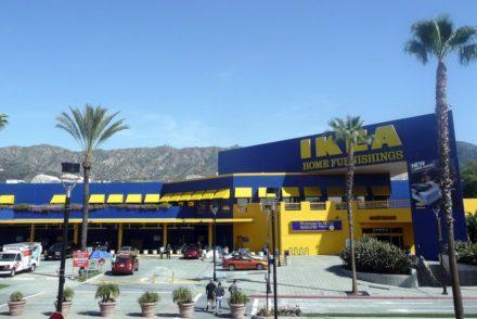 Burbank Ikea