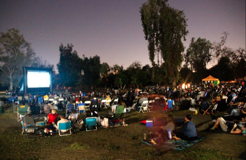 North Hollywood Free Summer Movies