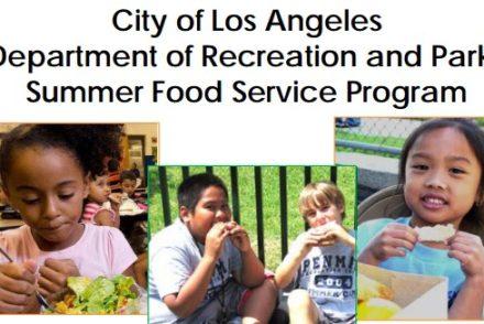 LA Parks Food Program