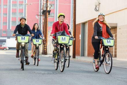 Metro Bike Share Program