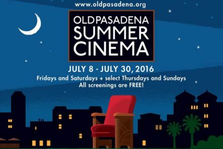 old pasadena summer cinema