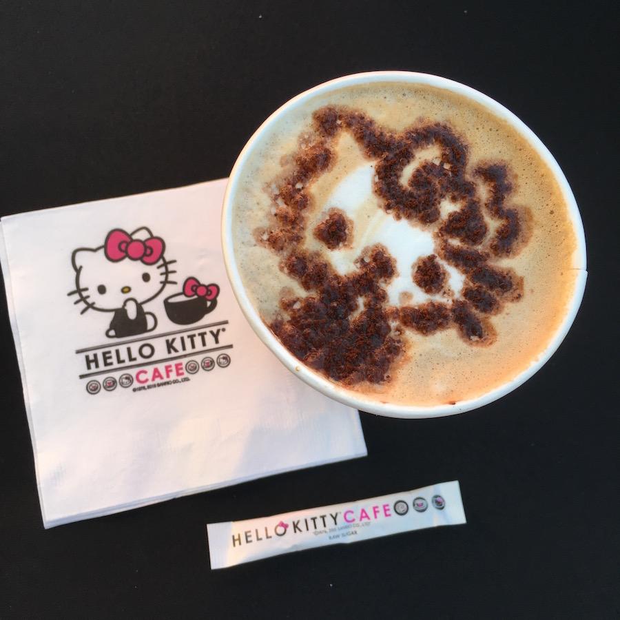Hello Kitty Espresso