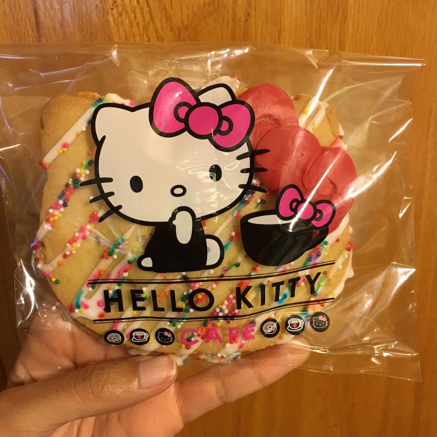 Hello Kitty Poptart