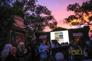 alcove movie under the stars featured