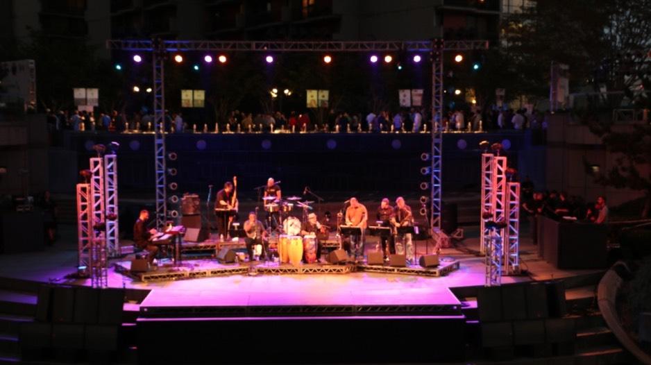 California Plaza Music