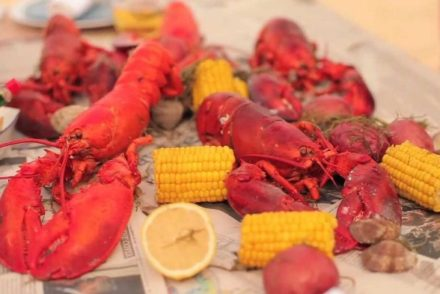 lobster festival featured