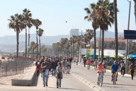 Santa Monica Boardwalk