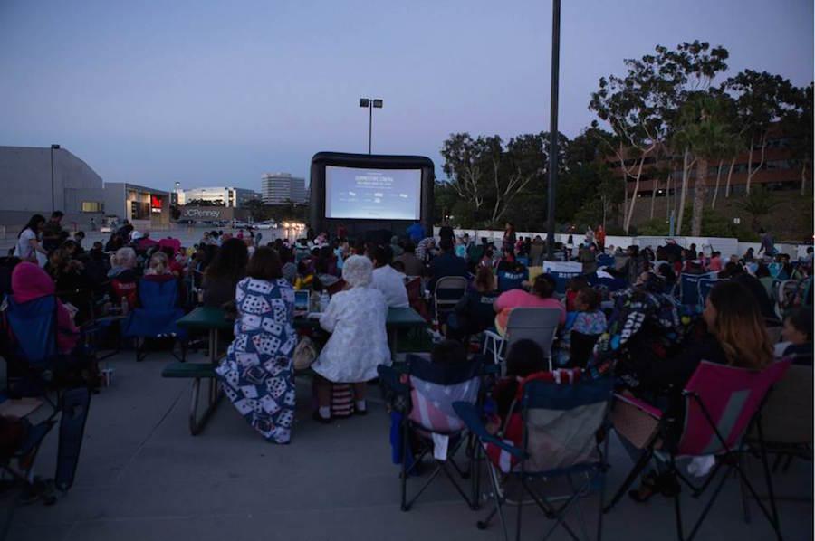 summertime cinema westfield culver city