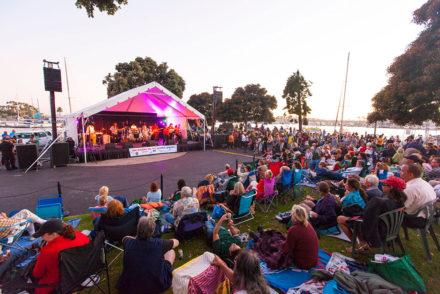 marina del rey summer concerts featured