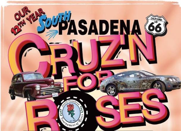 Th Annual Cruzn For Roses Car Show In Pasadena - Pasadena car show