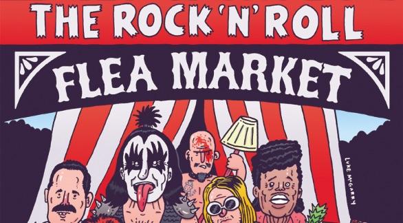 rock n roll flea market featured