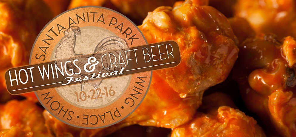 Hot Wings And Craft Beer Festival On Oct 22 In Arcadia
