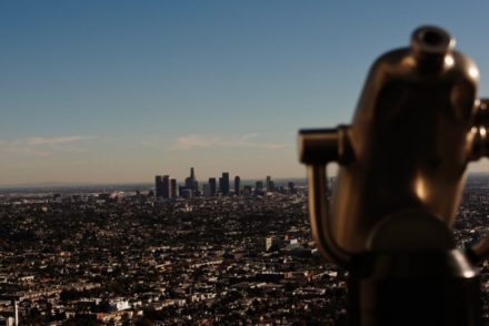 View of City of Los Angeles