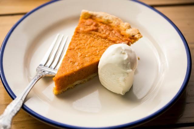 Tart Sweet Potato Pie