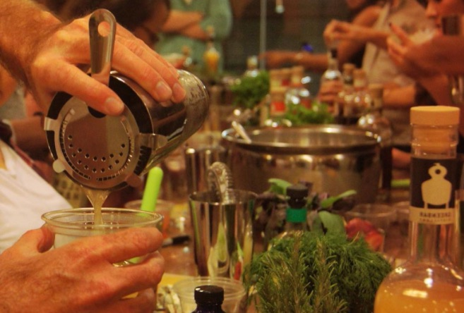 greenbar distillery cocktail class featured
