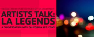Artists Talk: LA Legends at the Broad Stage