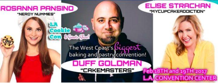 LA Cookie Con & Sweets Show
