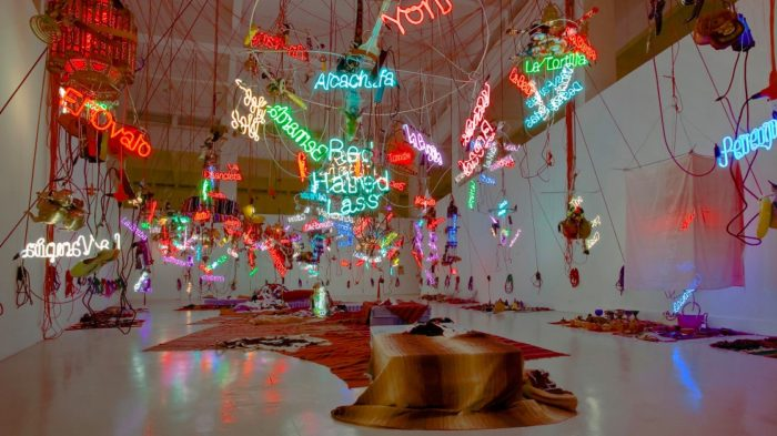 Jason Rhoades, Installations