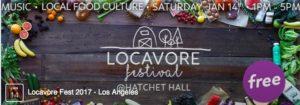 Locavore Festival at Hatchet Hall