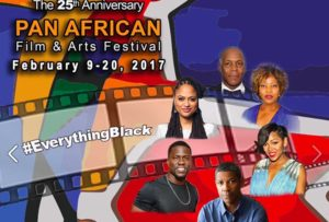 The Pan African Film Festival