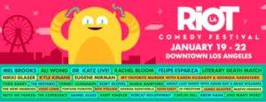 Riot LA Comedy Festival