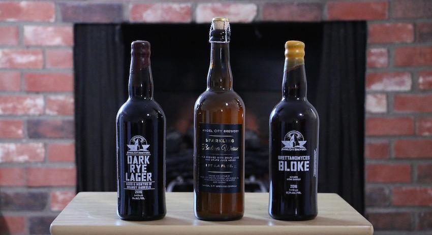 angel city brewery beers