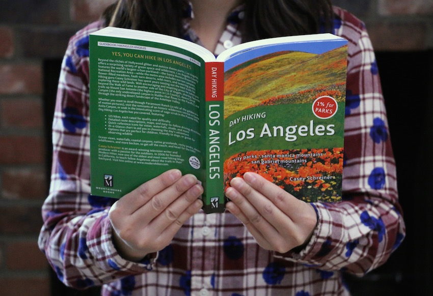 day hiking los angeles book