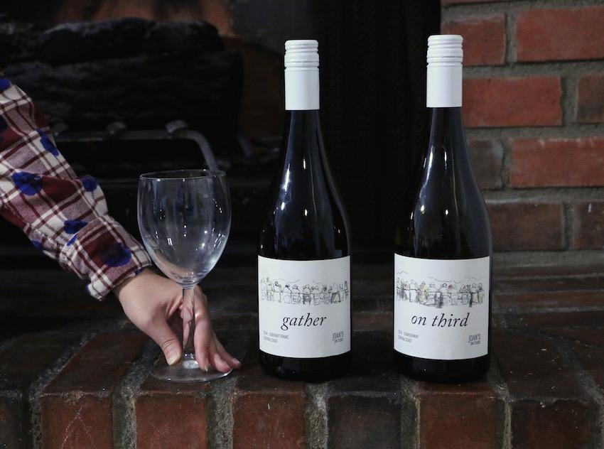 joans on third wine