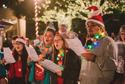 Music Center Holiday Sing-Along