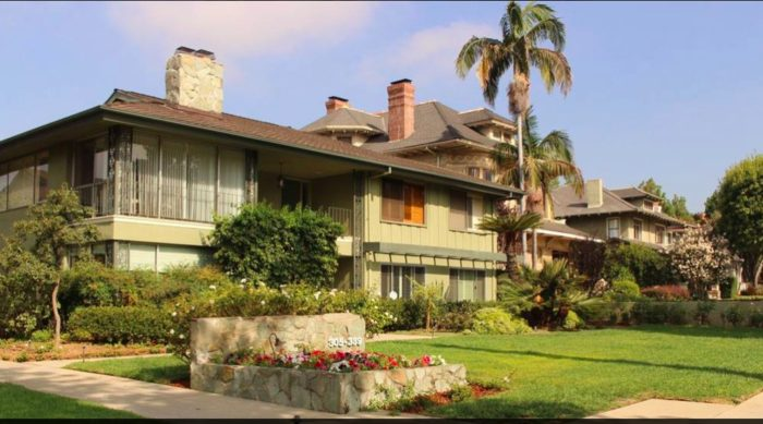 Pasadena Architectural Legacy Tours On December 30