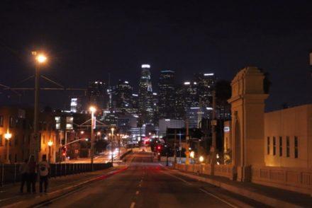 1st Street Bridge Los Angeles
