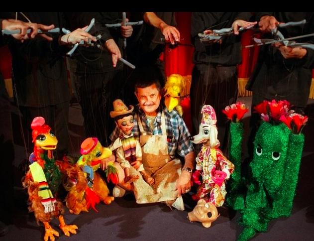 Bob Baker Days Returns To The Marionette Theater
