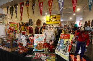 Inspiration Vintage Clothing & Antique Exhibition