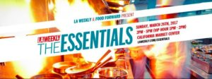 LA Weekly The Essentials 2017