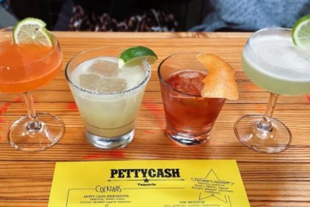 petty cash cocktails