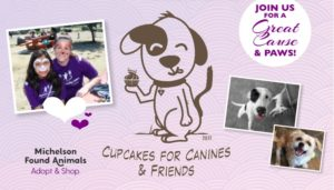 Cupcakes for Canines and Friends
