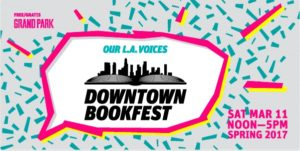 Downtown Bookfest at Grand Park