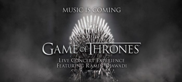 Game of Thrones Concert Experience at the Forum