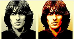 George Harrison Pop Up at Subliminal Projects