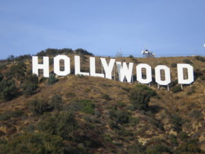 Hollywood Sign (Ace Hotel Awards Show Watch Party)