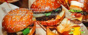 LA Weekly Burgers & Beer 2017