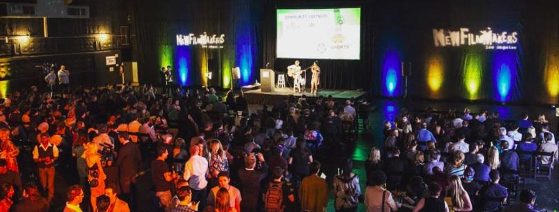 NFMLA Celebrates Black History Month Film Festival