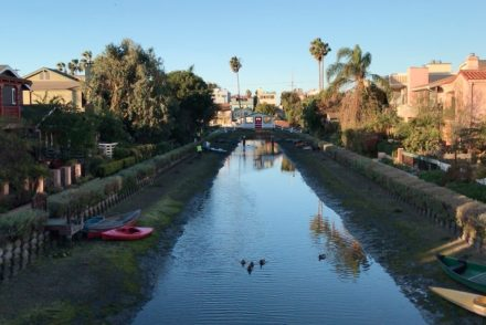 Venice Canals morning walk