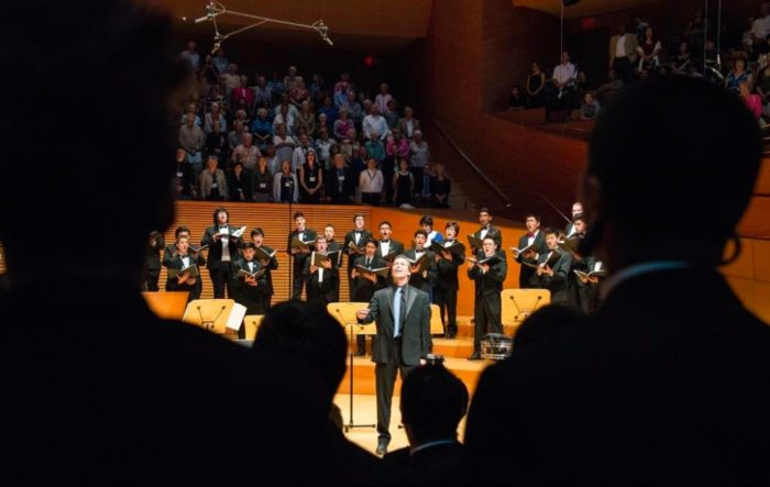 28TH ANNUAL HIGH SCHOOL CHOIR FESTIVAL AT WALT DISNEY CONCERT HALL