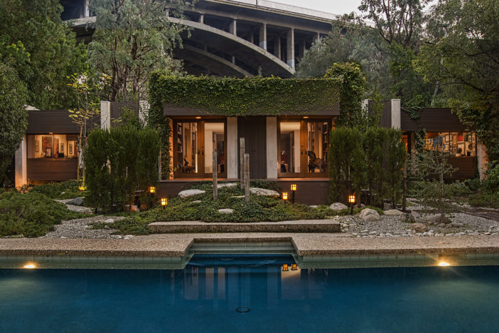 Pasadena heritage home tour goes modern homes.