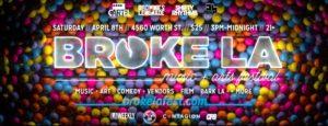 Broke LA Music Festival