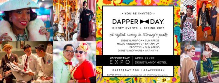 Dapper Day at Disneyland 2017